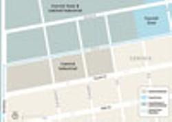 NORTH COAST JOURNAL / MILES EGGLESTON - Detail of Eureka coastal and limited industrial zones.