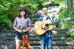 COURTESY OF THE ARTISTS - Hoot and Holler play on Tuesday, Feb. 7 at a yet-to-be-disclosed location.