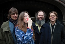 COURTESY OF THE ARTISTS - Heron Oblivion plays The Miniplex on Thursday, May 4 at 8 p.m