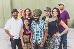 COURTESY OF THE ARTISTS - Easy Star All Stars play the Summer Arts and Music Festival at Benbow Lake State Recreation Area on Saturday, June 3.