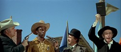 BLAZING SADDLES - But sure, I guess all lives matter.