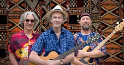 SUBMITTED - Safari Boots play Redwood Curtain Brewing Co., Thursday, July 20 at 8 p.m. (free).