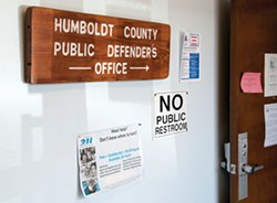 FILE PHOTO - The Humboldt County Public Defender's Office has been mired in conflict since the Feb. 8 hire of David Marcus as its chief.