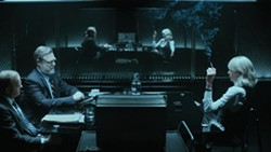 ATOMIC BLONDE - This is probably the kind of meeting you should disclose.