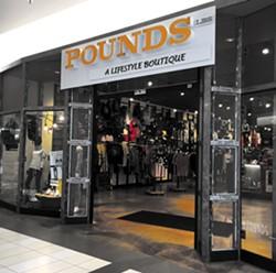 PHOTO BY JENNIFER FUMIKO CAHILL - Pounds, a Lifestyle Boutique