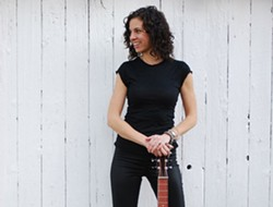 PHOTO BY BRENDA WIRTH, COURTESY OF THE ARTIST - Abbie Gardner plays the Arcata Playhouse on Friday, Jan. 12 at 8 p.m.