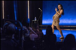 ALI WONG: HARD KNOCK WIFE - Me using all the words for lady parts.