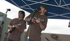 Ukesperience At North Country Fair