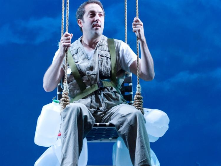 Up: The Man in the Flying Chair