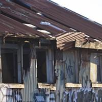 Ruins Vance Avenue Shack Photo by Grant Scott-Goforth