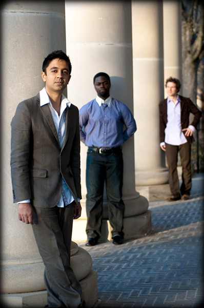 Vijay Iyer Trio - PHOTO BY LYNNE HARTY