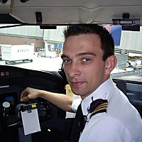 Lost Vladislav Milushev, 30, remains missing after the plane he was piloting disappeared near Trinidad the night of March 1. Submitted photo