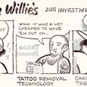 Wabash Willie's 2011 Investment Tips...