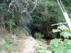 Waterfall in McKinleyville