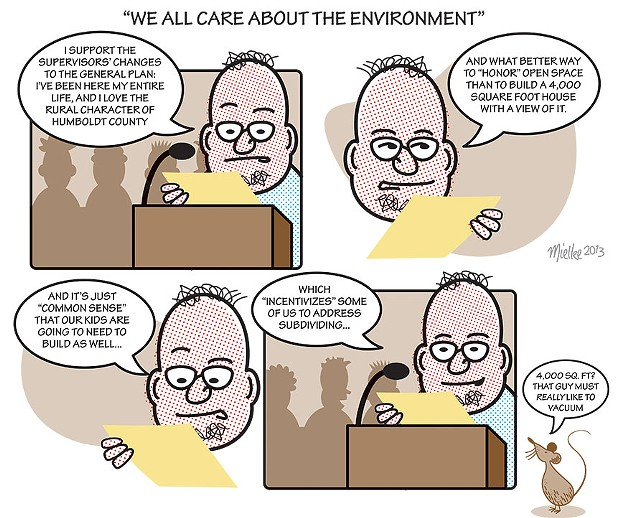 We All Care About the Environment