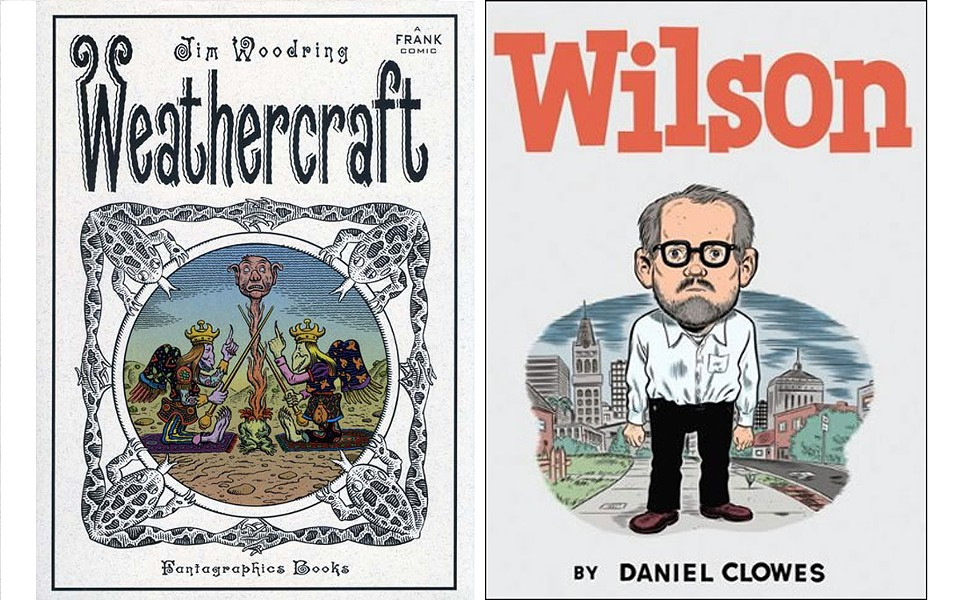 Weathercraft / Wilson - BY JIM WOODRING / DAN CLOWES