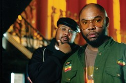 PHOTO COURTESY OF THE ARTISTS - WHO: Blackalicious, WHEN: Friday, Dec. 19 at 9:30 p.m., WHERE: Arcata Theatre Lounge, TICKETS: $20, $18 advance