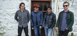 PHOTO COURTESY OF THE ARTIST. - WHO: David Kilgour and the Heavy Eights, WHEN: Thursday, July 31 at 9 p.m., WHERE:: The Logger Bar, TICKETS: Free