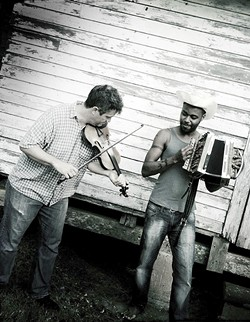 WHO: Dirk Powell and Cedric Watson, WHEN: Monday, Dec. 9, 8 p.m., WHERE: Arcata Playhouse, TICKETS: $20, $18 members