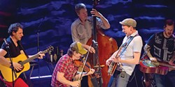 PHOTO COURTESY OF THE ARTIST - WHO: Infamous Stringdusters, WHEN: Thursday, July 17 at 9 p.m., WHERE: Humboldt Brews, TICKETS: $15