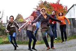 PHOTO COURTESY OF THE ARTIST - WHO: OU, WHEN: Monday, Oct. 13 at 8 p.m., WHERE: Arcata Playhouse, TICKETS: $15, $13 members