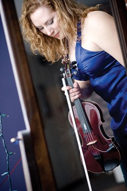 WHO: Sara Milonovich, WHEN: Saturday, Oct. 5, 8 p.m., WHERE: Arcata Playhouse, TICKETS: $15, $13 members