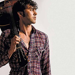 WHO: Shakey Graves, WHEN: Friday, May 22 at 9:30 p.m., WHERE: Humboldt Brews, TICKETS: $15
