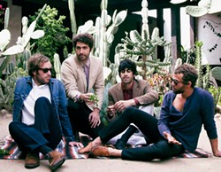 PHOTO COURTESY OF THE ARTIST - WHO: The Allah-Las, WHEN: Monday, Dec. 8 at 9 p.m., WHERE: Jambalaya, TICKETS: $12