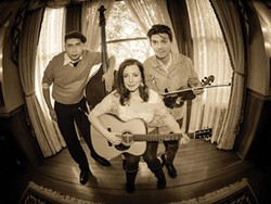 PHOTO COURTESY OF THE ARTIST. - WHO: The Blackberry Bushes; WHEN: Friday, May 29, 9 p.m.; WHERE: The Logger Bar; TICKETS: Free.