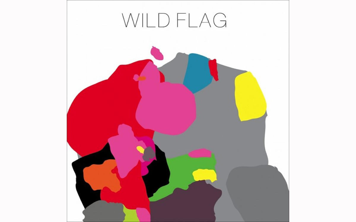 Wild Flag - BY WILD FLAG - MERGE