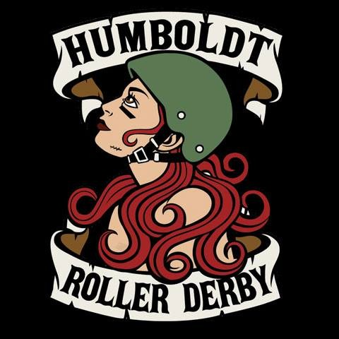 PHOTO COURTESY OF HUMBOLDT ROLLER DERBY