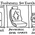 Xtreme Air Fresheners for Eureka motorists