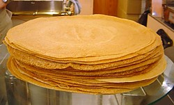 Yummy, lacy, perfect crepes. File Photo