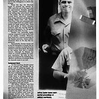 Who Was Jeff Zander?