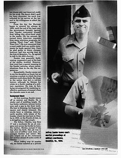 Zander in the March 1995 issue of the ABA Journal.