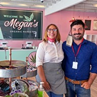 Megan's Organic Market is the first dispensary in the City of SLO