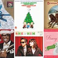 Starkey picks his top six Christmas records