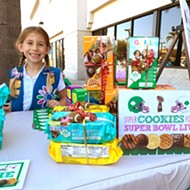 Local Girl Scouts won't be selling cookies in person this year, but you can find them online