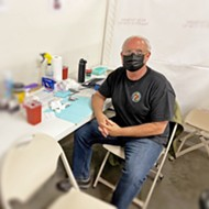 Morro Bay mayor volunteers to administer COVID-19 vaccines in SLO County