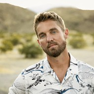 After two reschedules, Brett Young plays Avila Beach on Oct. 2