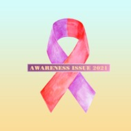 Awareness Issue 2021: Language barriers to reporting domestic violence, the increase in incidences of later-stage cancer, and high school students who are getting the word out about partner violence