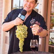 'Grape Encounters' host David Wilson is your gregarious guide to fearless wine tasting freedom