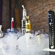 The electronic haze craze hits Pismo at VIP Vapor Shop and Lounge
