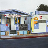 Two new exhibits at SLOMA feature Spanish painter Joan Longas and local photographer Gary Dwyer