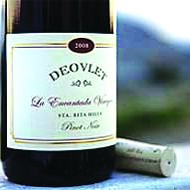Deovlet 2011 Pinot Noir La Encantada Vineyard and Freixenet Cordon Negro Brut Spain