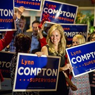 Compton campaign receives an FPPC warning letter
