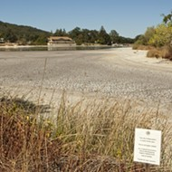 Atascadero's aquatic paradox: While the city's groundwater basin is full of water, its lake is shrinking and full of junk