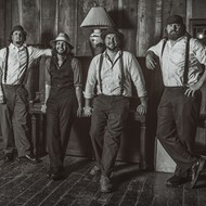 Moonshiner Collective plays SLO Brew on Jan. 10