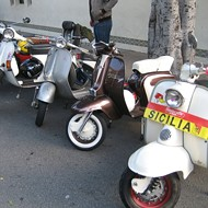 The Rides of March vintage scooter rally descends on SLO County March 27-29
