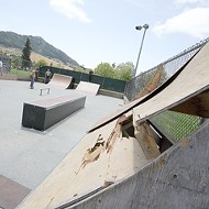 New halfpipes are coming: on pace for bureaucracy, too slow for skaters